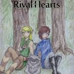 This is the cover for the first print version of RH.